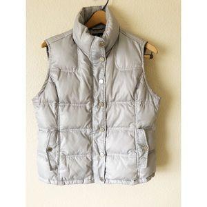 Tommy Hilfiger large silver vest